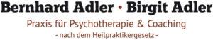 Psychotherapie Adler - Bernhard Adler & Birgit Adler